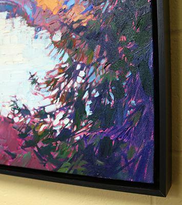 Modern Oil Painting Frame