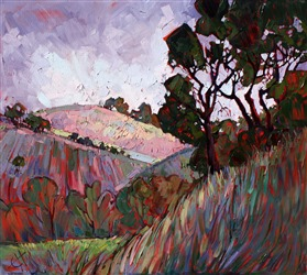 Layers of Paso, original oil painting by Erin Hanson