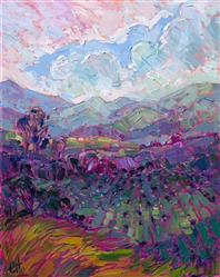 Prints are available for Erin Hanson contemporary impressionist paintings.