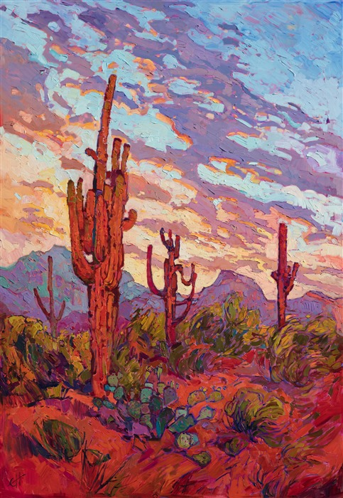Famous Cactus Paintings
