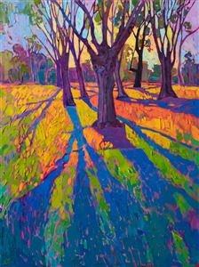 Purchase original Crystal Light oil paintings direct from the artist, Erin Hanson