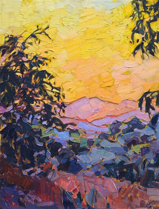 contemporary impressionism art gallery in san diego california