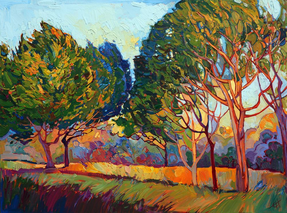 Events Erin Hanson Art Shows And Openings