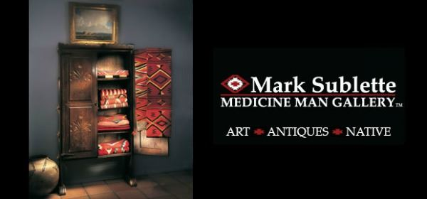 Mark Sublette Welcomes Erin Hanson to the Medicine Man Gallery