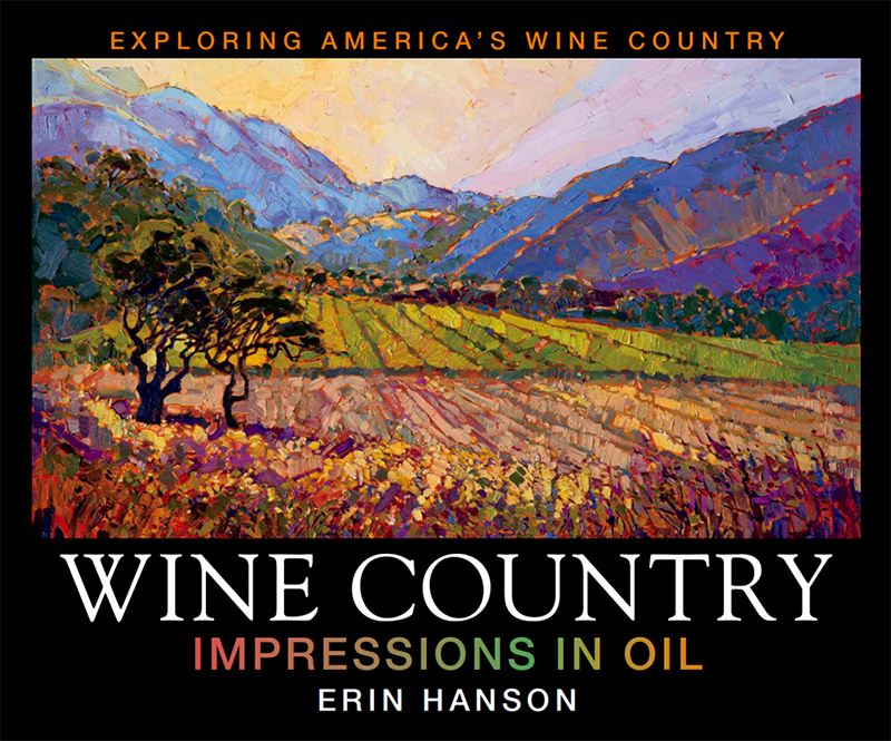 Wine Country: Impressions in Oil