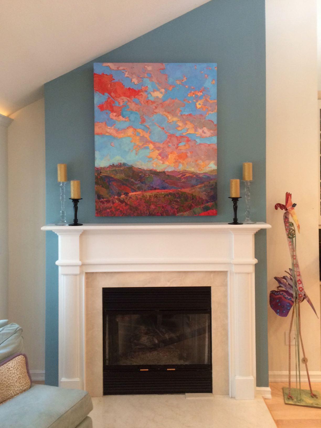 testimonials contemporary impressionism landscape oil