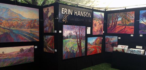 Seven Years Of Art Festivals Erin Hanson S Blog