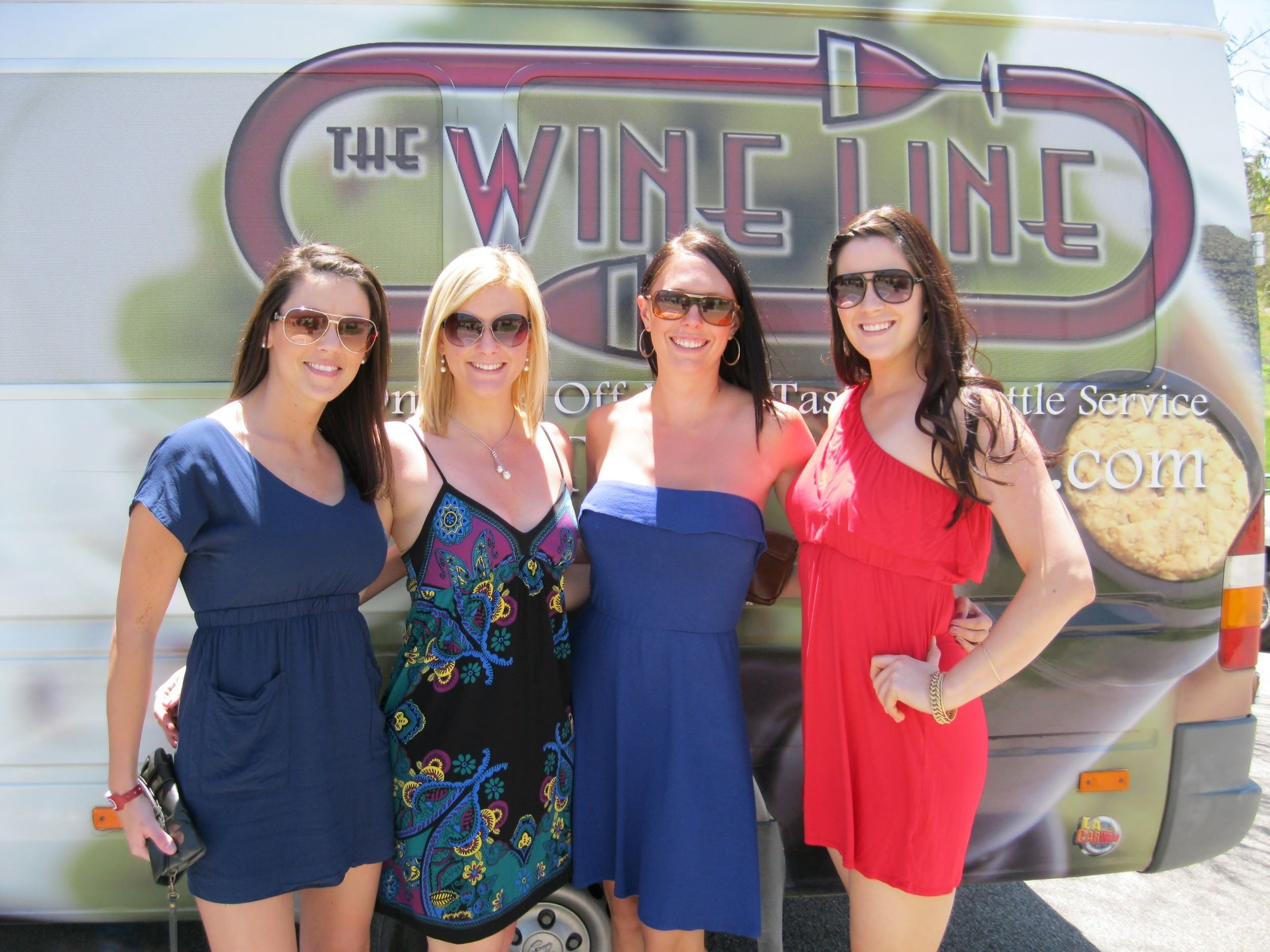 The Wine Line Tour in Paso Robles, CA